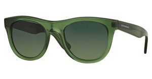 Burberry BE4195 3531T4 POLAR GREEN GRADIENT GREENMATTE GREEN