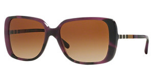 Burberry BE4198 351913 BROWN GRADIENTSPOTTED VIOLET