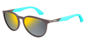 Carrera CARRERA 5019/S NCH/CU BROWN SP YELLOWMUDBWAQUA (BROWN SP YELLOW)