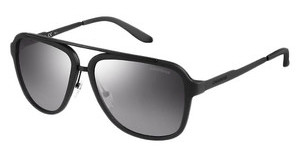 Carrera CARRERA 97/S GUY/IC GREY MS SLVBLACK SHMT (GREY MS SLV)