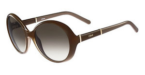 Chloé CE687S 248 LIGHT BROWN