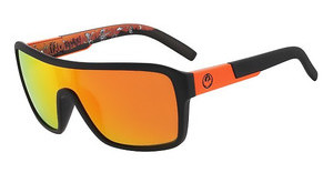Dragon DR REMIX 3 005 BLACK ORANGE/RED ION