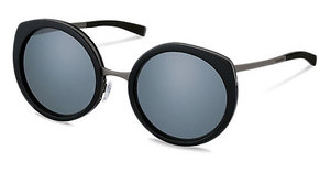 Jil Sander J1001 A blue mirror - 88%black