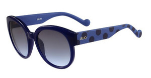 Liu Jo LJ646S 400 MIDNIGHT BLUE