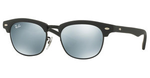Ray-Ban Junior RJ9050S 100S30 GREY FLASHMATTE BLACK