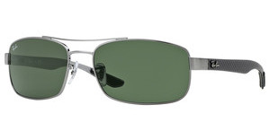 Ray-Ban RB8316 004 CRYSTAL GREENGUNMETAL
