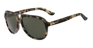 Salvatore Ferragamo SF730S 212 ANTIQUE TORTOISE