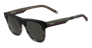 Salvatore Ferragamo SF824S 004 BLACK HORN