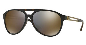 Versace VE4312 51814T DARK GREY MIRROR GOLDMATTE HAVANA