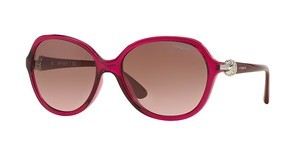 Vogue VO2916SB 213214 PINK GRADIENT BROWNCHERRY