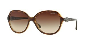 Vogue VO2916SB W65613 BROWN GRADIENTDARK HAVANA