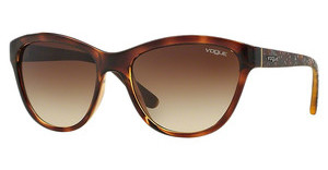 Vogue VO2993S W65613 BROWN GRADIENTDARK HAVANA