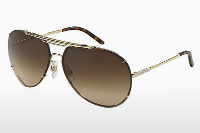 משקפי שמש Dolce & Gabbana ICONIC EVOLUTION (DG2075 034/13) - זהב
