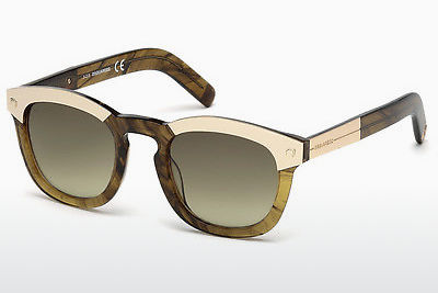 משקפי שמש Dsquared DQ0248 59P - קרן, Beige, Brown