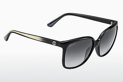 משקפי שמש Gucci GG 3696/S AM3/HD - שחור