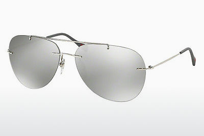 משקפי שמש Prada Sport RED FEATHER (PS 50PS 1BC2B0) - אפור