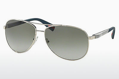 משקפי שמש Prada Sport NETEX COLLECTION (PS 51OS 1BC3M1) - כסוף