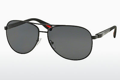 משקפי שמש Prada Sport NETEX COLLECTION (PS 51OS 1BO5Z1) - שחור