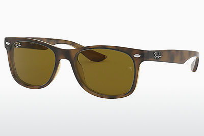 משקפי שמש Ray-Ban Junior RJ9052S 152/3 - חום, הוואנה