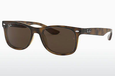 משקפי שמש Ray-Ban Junior RJ9052S 152/73 - חום, הוואנה