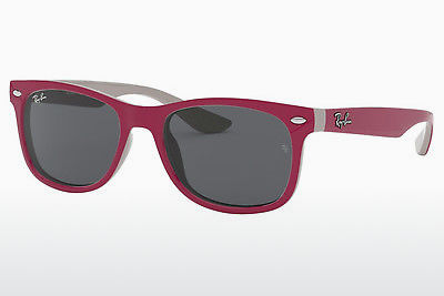 משקפי שמש Ray-Ban Junior RJ9052S 177/87 - אדום, ורוד, אפור