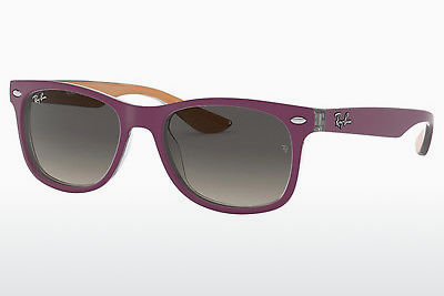 משקפי שמש Ray-Ban Junior RJ9052S 703311 - ארגמן, כתום