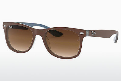 משקפי שמש Ray-Ban Junior RJ9052S 703513 - חום, כחול