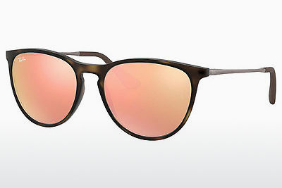 משקפי שמש Ray-Ban Junior RJ9060S 70062Y - חום, הוואנה