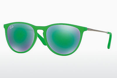משקפי שמש Ray-Ban Junior RJ9060S 70073R - ירוק