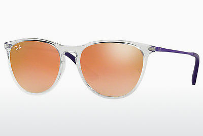 משקפי שמש Ray-Ban Junior RJ9060S 7030B9 - שקופות