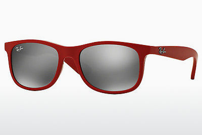 משקפי שמש Ray-Ban Junior RJ9062S 70156G - אדום