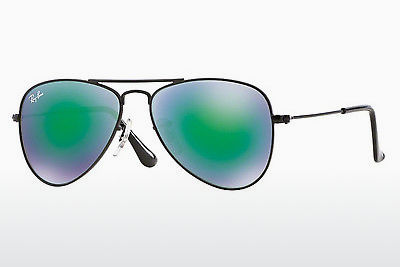 משקפי שמש Ray-Ban Junior RJ9506S 201/3R - שחור