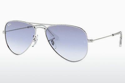 משקפי שמש Ray-Ban Junior RJ9506S 212/19 - כסוף