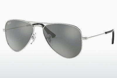 משקפי שמש Ray-Ban Junior RJ9506S 212/6G - כסוף