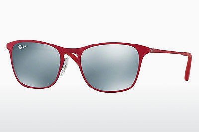 משקפי שמש Ray-Ban Junior RJ9539S 256/30 - אדום