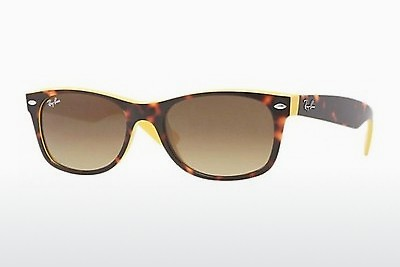 משקפי שמש Ray-Ban NEW WAYFARER (RB2132 601485) - חום, הוואנה