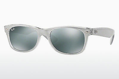 משקפי שמש Ray-Ban NEW WAYFARER (RB2132 614440) - כסוף, שקופות