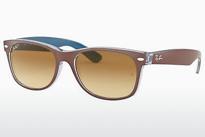משקפי שמש Ray-Ban NEW WAYFARER (RB2132 618985) - חום, Chocolate