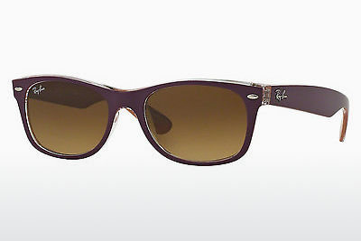 משקפי שמש Ray-Ban NEW WAYFARER (RB2132 619285) - ארגמן, Violet