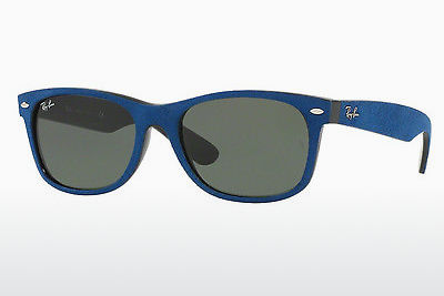 משקפי שמש Ray-Ban NEW WAYFARER (RB2132 6239) - שחור, כחול