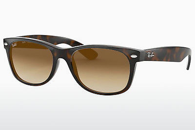 משקפי שמש Ray-Ban NEW WAYFARER (RB2132 710/51) - חום, הוואנה