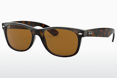 משקפי שמש Ray-Ban NEW WAYFARER (RB2132 710) - חום, הוואנה