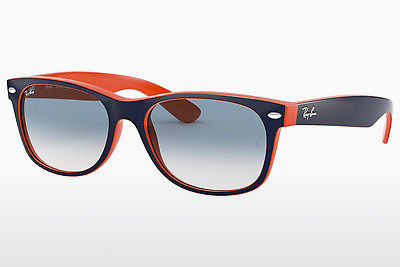 משקפי שמש Ray-Ban NEW WAYFARER (RB2132 789/3F) - כחול