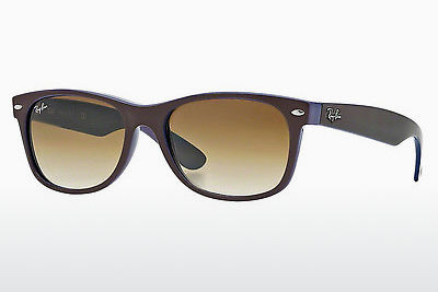 משקפי שמש Ray-Ban NEW WAYFARER (RB2132 874/51) - חום, כחול