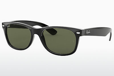 משקפי שמש Ray-Ban NEW WAYFARER (RB2132 901) - שחור