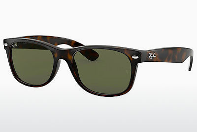 משקפי שמש Ray-Ban NEW WAYFARER (RB2132 902) - חום, שריון צב
