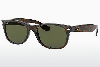 משקפי שמש Ray-Ban NEW WAYFARER (RB2132 902L) - חום, שריון צב