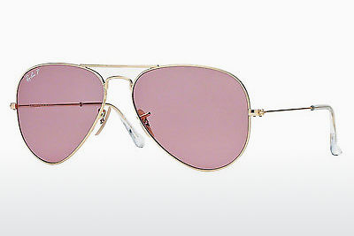 משקפי שמש Ray-Ban AVIATOR LARGE METAL (RB3025 001/15) - זהב