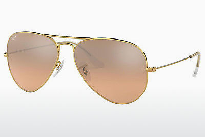 משקפי שמש Ray-Ban AVIATOR LARGE METAL (RB3025 001/3E) - זהב
