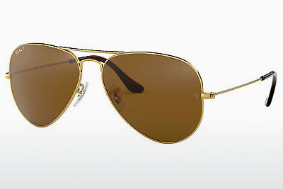 משקפי שמש Ray-Ban AVIATOR LARGE METAL (RB3025 001/57) - זהב